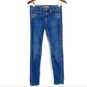 Vince Slim Straight Jeans